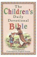 The Childrens Daily Devotional Bible (Contemporar