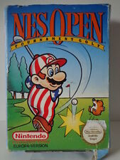 NES Spiel - NES Open (mit OVP / OHNE ANL.) (PAL) 10636411