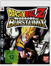 PLAYSTATION 3 DRAGONBALL Z Burst Limit come nuovo