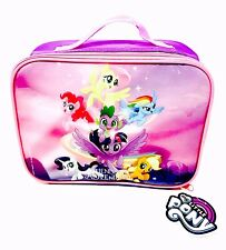 CHILDREN'S MY LITTLE PONY INSULATED LUNCH BAG OFFICIAL LICENSED ITEM BRAND NEW