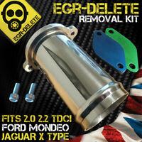EGR REMOVAL KIT blanking plate Jaguar X-type Ford Mondeo 2.0 2.2 TDCi ST DELETE