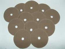 NEW Rapid Cue Top Sander Replacement Sanding Discs Set of 12