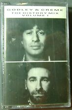 The History Mix, Vol. 1 by Godley & Creme (Cassette, 1985, Polydor) NEW