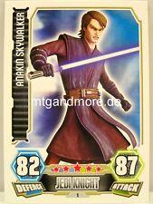 Anakin Skywalker  #001 - Force Attax Serie 3