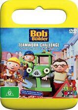 Bob The Builder - Teamwork Challenge (DVD, 2005)