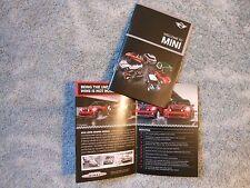 2014 Mini Cooper Convertible Clubman Countryman + Sales Catalog Auto Show NEW