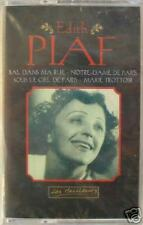 """EDITH PIAF   """" Les Meilleurs """"    K7  Audio NEUVE"""