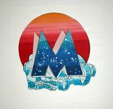 MOEBIUS projet original pour le logo des Maîtres du temps Time Masters