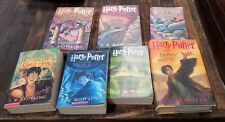 Harry Potter Complete Book Set Years 1-7 J. K. Rowling Mixed Paperback/Hardback