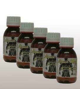 Liquid Muscle 100ml Posing Oil