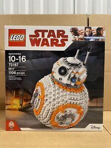 LEGO Star Wars - 75187 - BB-8 - NEW - SEALED - FREE SHIPPING