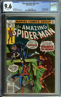 Amazing Spider-man # 175 CGC 9.6 WP Punisher app. & cover