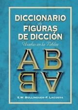 NEW - Diccionario de figuras de diccion (Spanish Edition)