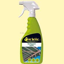 Nettoyant toiles Tonnelle banne Parasol Spray de 650ml Star Brite