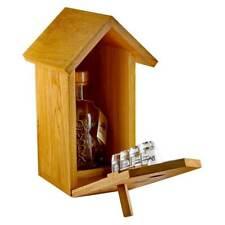 (EUR 79,99/l)  Debowa Wodka Vogelhaus mit 4 Pinnchen Vodka 40% vol. 700ml Polen