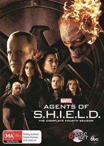 Agents Of SHIELD - Season 4 DVD