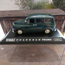 Renault Colorale Prairie Vert 1952 1/43-M6 Collection
