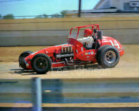 1976 AJ Foyt Indiana State Fairgrounds Dirt Champ - 8x10 Photo - Free Shipping