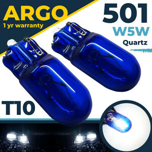 For Mercedes A-Class W169 Xenon White Canbus 04-12 Parking Beam Side Light Bulbs