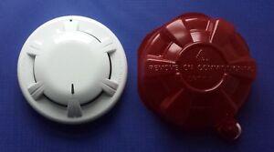 Apollo Orbis Optical Smoke Detector or Orbis Heat Detector With Optional Base