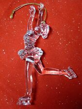 "VTG~5"" DELICATE FEMALE SKATER IN COSTUME~GRACEFUL~UNIQUE!~2 AVAILABLE"