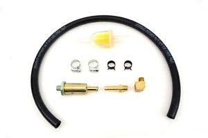 Lincoln SA-200 & SA-250(gas) F162 & F163 Fuel Line & Filter Kit BW2304-K