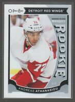 (68942) 2015-16 O-PEE-CHEE UPDATE MARQUEE ROOKIE ANDREAS ATHANASIOU #U37