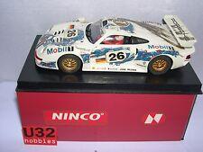 qq 50149 NINCO PORSCHE 911 GT1 LM '96 No 26 MOBIL 1