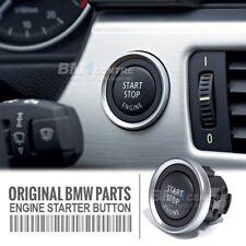 GENUINE OEM ENGINE STARTER PUSH STOP SWITCH BUTTON FOR BMW E90 E91 E92 E93 Z4 X1