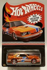 2019 Hot Wheels Target Mail In 1984 '84 Mustang SVO Collector Edition