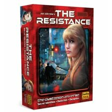 The Resistance 3nd Edition Board Game (New)