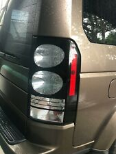 Land Rover Discovery 4 Tail Light Lens Update Kit, LR4 L319 Rear Lamp Graphic V2