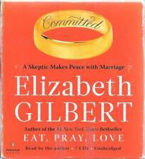 EAT, PRAY, LOVE - by ELIZABETH GILBERT AUDIO BOOK
