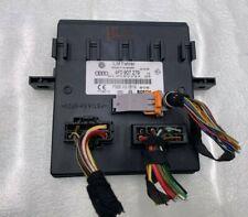 2005-2010 AUDI A6 A8 S6 S8 Q7 ONBOARD POWER SUPLLY CONTROL MODULE UNIT 4F0907279