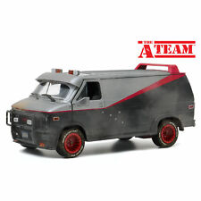 The A-Team Weathered 1983 Gmc Vandura with Bullet Holes