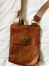 Genuine Mulberry Small Oak Heritage Antony in Excellent Condition