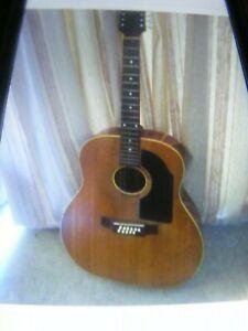 Vintage Maton Acoustic Guitar FG150 1959