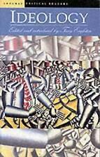 Ideology (Longman Critical Readers)