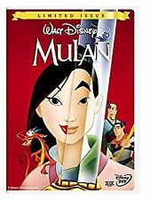 Mulan (Disney Gold Classic Collection), , Used; Acceptable DVD