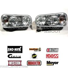 Universial snow plow lights: halogen plow lights only, see description 1311100NH