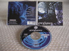 Greyhaven: SAME (S/T) * CD * Dream Theater Fates Warning Queensryche Riot Savatage