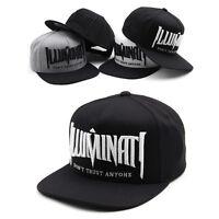 Herren-accessoires Verantwortlich Illuminati Auge Herren Damen Basecap Mütze Baseball Cap Kappe Hüte Snapback Hut Hüte & Mützen