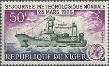 Timbre Bateaux Niger PA55 ** lot 13035