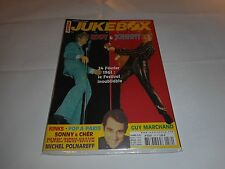 Magazine Jukebox n°189 - 2003 Eddy Mitchell et Johnny Hallyday