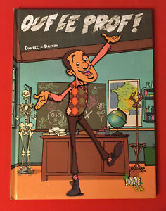 Phew The Prof Dantec Danton Jungles Kids Eo 2007 Very Good Condition Comics