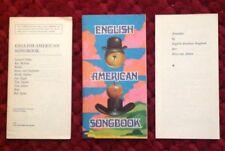 English American Songbook  by Altena, Ernst van .