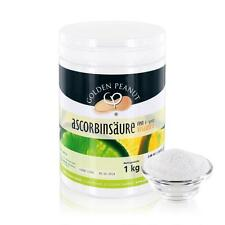 1 kg Dose Ascorbinsäure fein Vitamin C E300 PREMIUM NON-GMO getestet