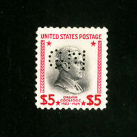 US Stamps # 834 VF Unused Pre-Cancel Top Value