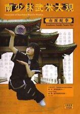 Southern Shaolin Wushu Snake Fist Kung Fu Dvd 27 techniques fighting