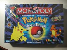 Monopoly: Pokemon, board game, Brand New and Sealed